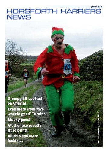 March 2012 - Horsforth Harriers