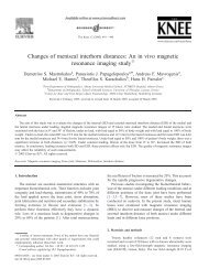 Changes of meniscal interhorn distances: An in vivo ... - ResearchGate