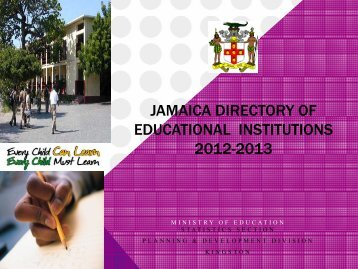 School Directory - Ministry of Education
