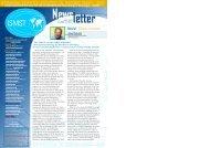 ISMST Newsletter Volumn 3, Issue 1 - Shockwave Therapy