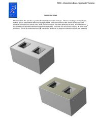 F910 VersaCom Electrical Communication Connection ... - SportsEdge