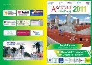 Programma pdf - ASA ASCOLI