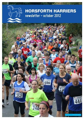 HORSFORTH HARRIERS newsletter - october 2012 - Youblisher