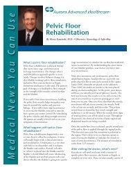 Pelvic Floor Rehab