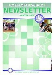 cdrNEWSLETTER WINTER 2009 FINAL - Leeds Learning Portal