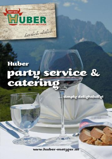 party service & catering - KitzKongress
