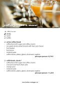 party service & catering - KitzKongress - Page 2