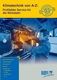 Klimatechnik von A-Z - EUROPART - europart.de