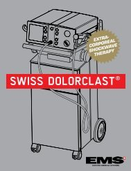 Swiss DolorClast ® Brochure - Ortho Providers