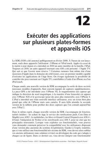 Exécuter des applications sur plusieurs plates-formes et ... - Pearson