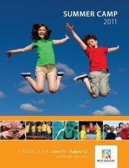 SUMMER CAMP 2011 - Five Seasons Sports Club