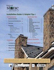 NSVI Installation Guide - IXL Masonry