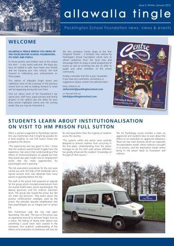 Allawalla_Jan_12 - Pocklington School