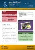 No 4 Newsletter - Junee High School - Page 2
