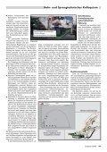 Entwicklung eines teilautomatisierten Bohrwagens für den ... - RDB eV - Page 2