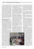 Entwicklung eines teilautomatisierten Bohrwagens für den ... - RDB eV - Page 3