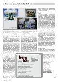 Entwicklung eines teilautomatisierten Bohrwagens für den ... - RDB eV - Page 5