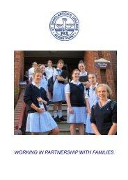 Download the Boarding Handbook - St Scholastica's College