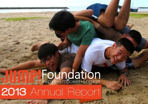 JUMP-Foundation-Annual-Report-2013