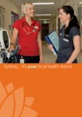 Balmain Hospital Strategic Plan 2012-2017 - Sydney Local Health ... - Page 4