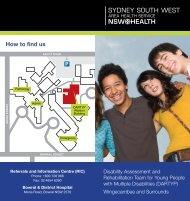 DARTYP Bowral Services - Sydney Local Health District