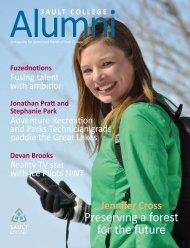 2011 Alumni Magazine - Sault College