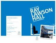 Residence Handbook - Sault College