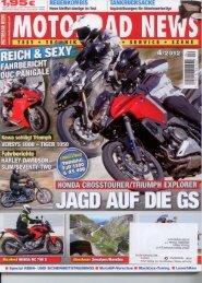 Ctek motorradnews 4-12 - webin-service.de - Kundenserver