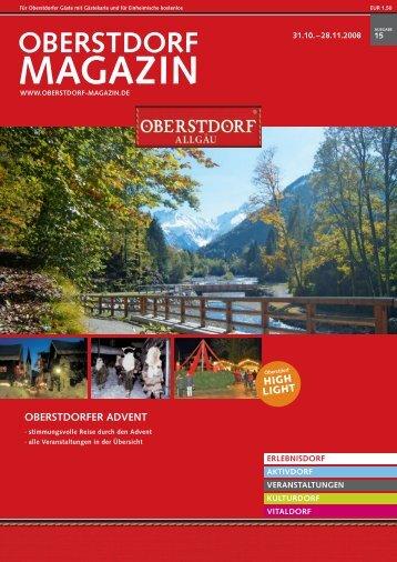 oberstdorf magazin oberstdorfer advent - Amazon Web Services