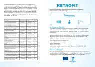 D5.4 - Leaflet about Retrofit - Fokker Services