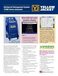 37880 Family Spec Sheet - Yellow Jacket