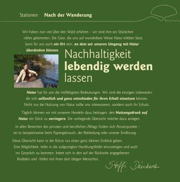 Bioläden, -höfe und -bistros auf Rügen - Pfad der Muße & Erkenntnis