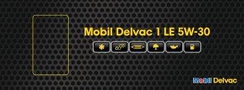 Mobil Delvac 1 LE 5W-30 - Mobil™ in UK