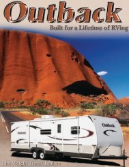 Lite Weight Travel Trailers - RVUSA.com