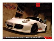 Cayman S / Boxster S Performance Catalog - EVOMSit