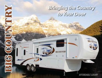 Bringing the Country to Your Door - RVUSA.com