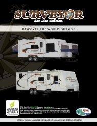 Surveyor Brochure - Colonia Del Rey RV Sales