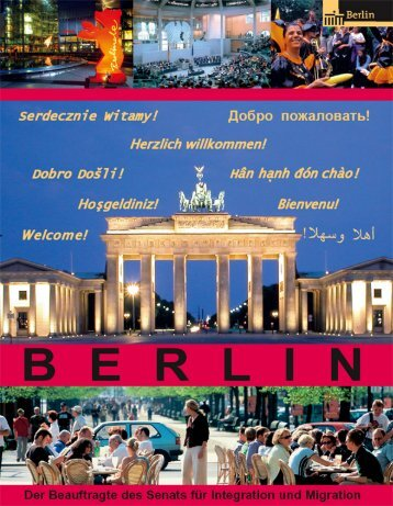 Willkommen in Berlin - Business Location Center