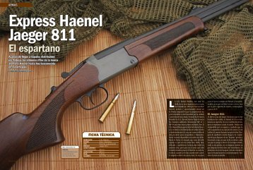 EXPRESS HAENEL 811 Cazar Mas Noviembre 2009 - Ardesa