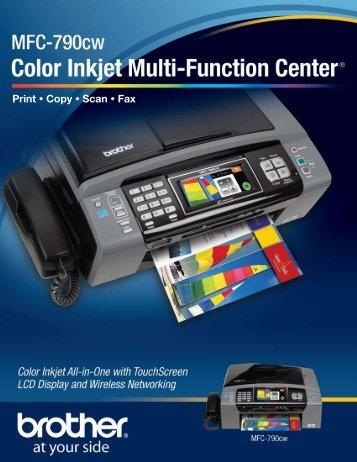 Print • Copy • Scan • Fax