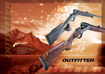 Outfitter Catalogue - Ardesa