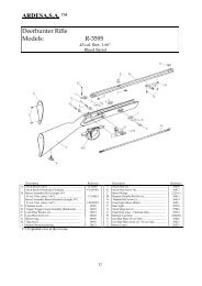 Pirate Pistol Kit Manual - Ardesa