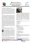 Wheelchair Expert Evaluation Laboratory – implementation - scionn.nl - Page 2