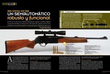 05/11/2010 - Haenel SLB 2000 Robusto y Funcional ... - Ardesa