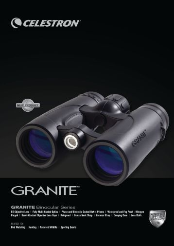 GRANITE Binocular Series - Celestron.UK.COM