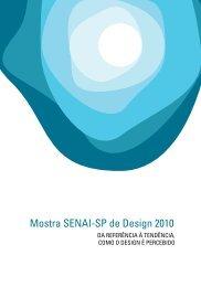 Mostra SENAI-SP de Design 2010