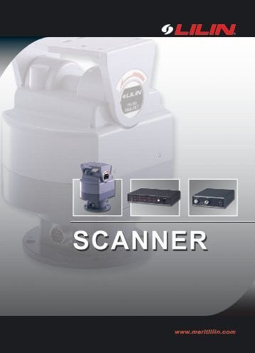 Scanners and control.. - Hotronic-Delta