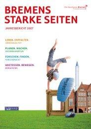 BREMENS STARKE SEITEN - Sparkasse Bremen