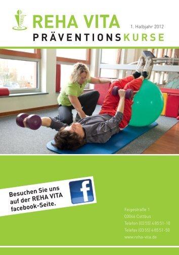 PRäVEnTIonS kuRSE - REHA VITA