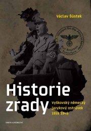Historie zrady - České národní listy